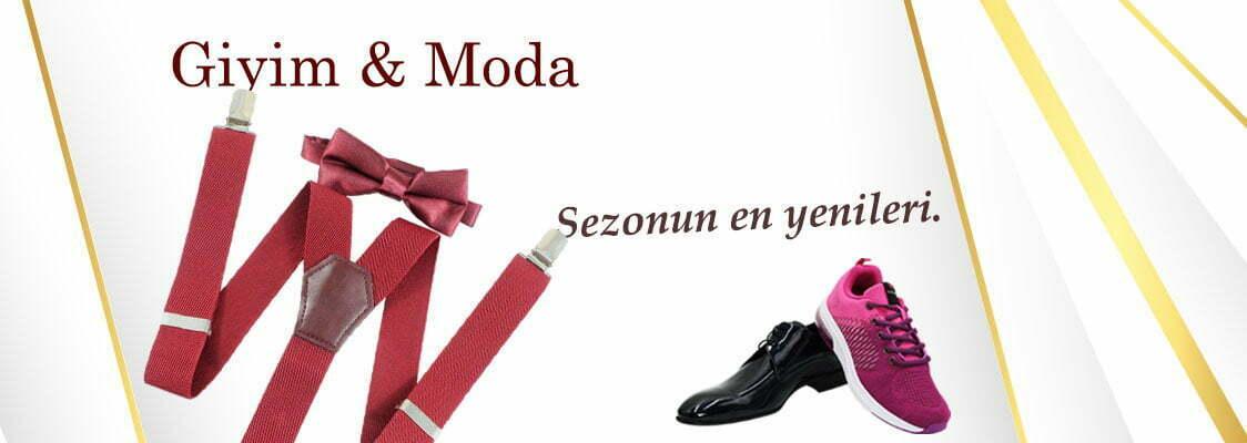 Giyim & Moda - Marketegidelim.com